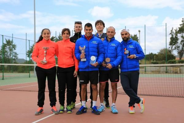 Vincitori e finalisti tappa BNL ROMA 2017