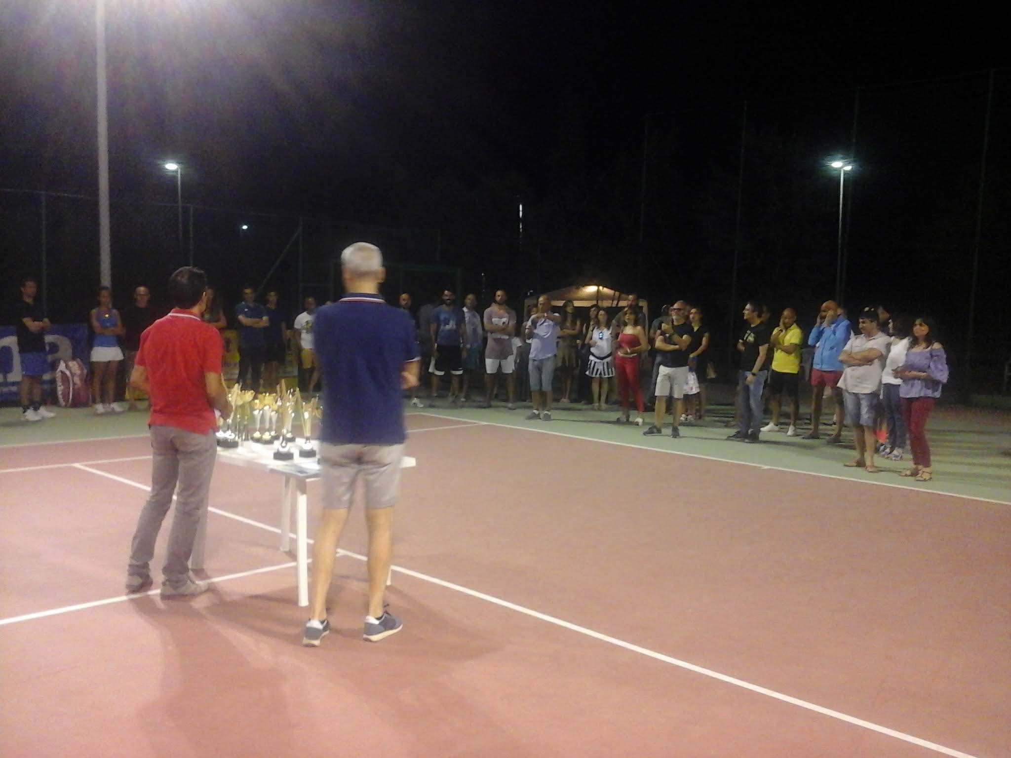 XI Torneo di Tennis Città di Carbonia