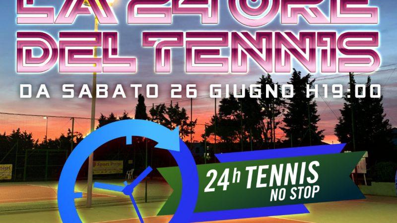 24h di Tennis – Seconda Edizione